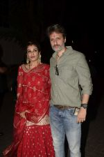 Raveena Tandon spotted at Anil Kapoor_s house for Karvachauth celebration in Juhu on 27th Oct 2018 (144)_5bd6befcb10ae.JPG
