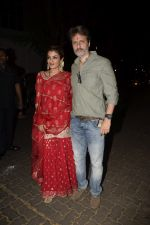 Raveena Tandon spotted at Anil Kapoor_s house for Karvachauth celebration in Juhu on 27th Oct 2018 (145)_5bd6befed25fa.JPG