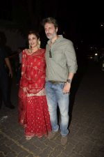 Raveena Tandon spotted at Anil Kapoor_s house for Karvachauth celebration in Juhu on 27th Oct 2018 (147)_5bd6bf04cb9be.JPG