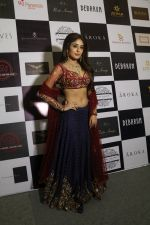Kritika Kamra Walk The Ramp As ShowStopper For Designer Debarun At The Wedding Junction Show on 28th Oct 2018 (18)_5bd81ca83953c.JPG