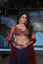 Kritika Kamra Walk The Ramp As ShowStopper For Designer Debarun At The Wedding Junction Show on 28th Oct 2018 (7)_5bd81c646439f.JPG