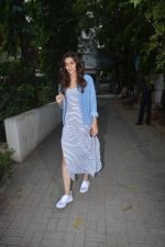 Kriti Sanon spotted at Maddock films office in bandra on 30th Oct 2018