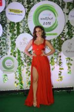 Elli Avram at Asiaspa wellfest 2018 red carpet in Mumbai on 30th Oct 2018 (46)_5bd975e563cd2.JPG