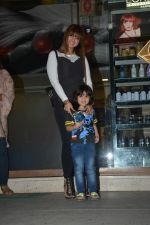 Ayesha Takia Spotted With Son At Freeda Salon In Bandra on 31st Oct 2018 (12)_5bdafed0a79fe.JPG