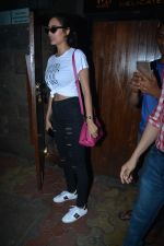 Esha Gupta spotted at Indigo Deli in bandra on 31st Oct 2018