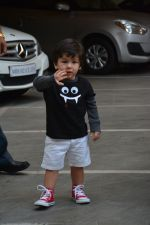 Taimur Ali Khan Spotted At Bandra on 31st Oct 2018 (12)_5bdafff375be6.JPG