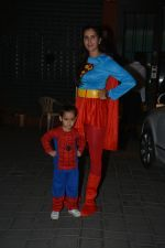 at Kids Halloween party at Arpita Khan's home in bandra on 31st Oct 2018