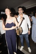 Arbaaz Khan at the Screening of film Jack n Dil at andheri on 1st Nov 2018