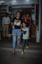 Manyata Dutt with daughter Iqra spotted at bandra on 1st Nov 2018 (9)_5bdc193a123bf.JPG