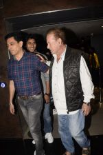 Salim Khan at the Screening of film Jack n Dil at andheri on 1st Nov 2018