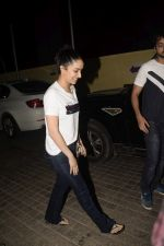 Shraddha Kapoor with cousin Priyansh Sharma spotted at pvr juhu on 1st Nov 2018
