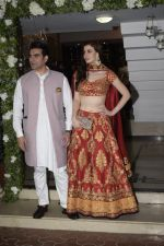 Arbaaz Khan at Shilpa Shetty_s Diwali party at juhu on 4th Nov 2018 (15)_5be012d433c4e.JPG