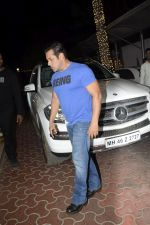 Salman Khan at Shilpa Shetty_s Diwali party at juhu on 4th Nov 2018 (1)_5be01465a8d65.JPG
