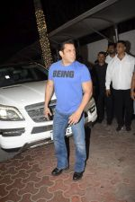 Salman Khan at Shilpa Shetty_s Diwali party at juhu on 4th Nov 2018 (18)_5be0146feac30.JPG