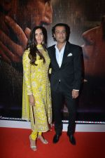 Abhishek Kapoor with his wife Pragya Yadav at the Trailer Launch Of Film Kedarnath on 12th Nov 2018 (57)_5bea858e1a969.JPG
