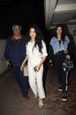 Janhvi Kapoor, Khushi Kapoor, Boney at Boney Kapoor Birthday Celebrations in Arjun Kapoor_s House In Juhu on 11th Nov 2018 (54)_5bea770d00cd9.JPG