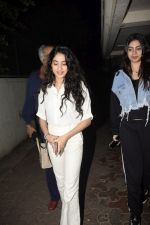 Janhvi Kapoor, Khushi Kapoor, Boney at Boney Kapoor Birthday Celebrations in Arjun Kapoor_s House In Juhu on 11th Nov 2018 (57)_5bea771191eff.JPG