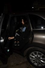 Khushi Kapoor at Boney Kapoor Birthday Celebrations in Arjun Kapoor_s House In Juhu on 11th Nov 2018 (60)_5bea77747e269.JPG