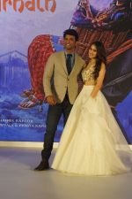 Sara Ali Khan, Sushant Singh Rajput at the Trailer Launch Of Film Kedarnath on 12th Nov 2018 (26)_5bea7cdc1e7c4.JPG