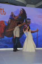Sara Ali Khan, Sushant Singh Rajput at the Trailer Launch Of Film Kedarnath on 12th Nov 2018 (33)_5bea832b80bf1.JPG