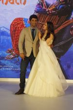Sara Ali Khan, Sushant Singh Rajput at the Trailer Launch Of Film Kedarnath on 12th Nov 2018 (36)_5bea7cf0260dc.JPG