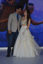 Sara Ali Khan, Sushant Singh Rajput at the Trailer Launch Of Film Kedarnath on 12th Nov 2018 (43)_5bea834197196.JPG