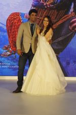 Sara Ali Khan, Sushant Singh Rajput at the Trailer Launch Of Film Kedarnath on 12th Nov 2018 (44)_5bea7d01a3a49.JPG