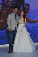 Sara Ali Khan, Sushant Singh Rajput at the Trailer Launch Of Film Kedarnath on 12th Nov 2018 (48)_5bea8349eb7be.JPG