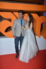 Sara Ali Khan, Sushant Singh Rajput at the Trailer Launch Of Film Kedarnath on 12th Nov 2018 (53)_5bea835010bb2.JPG