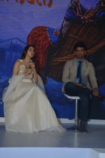 Sara Ali Khan, Sushant Singh Rajput at the Trailer Launch Of Film Kedarnath on 12th Nov 2018 (86)_5bea8354587b1.JPG