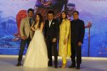 Sara Ali Khan, Sushant Singh Rajput, Abhishek Kapoor with his wife Pragya Yadav, Ronnie Screwvala at the Trailer Launch Of Film Kedarnath on 12th Nov 2018 (19)_5bea7d526013c.JPG