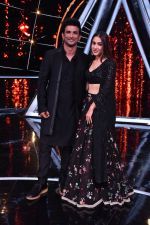 Sara ali khan, Sushant singh Rajput at Indian Idol 10 on 12th Nov 2018 (7)_5bea7baed7b0a.JPG