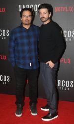 Diego Luna,  Michael Pena at the Screening Of Narcos Mexico on 13th Nov 2018 (18)_5bebc5cac0a90.JPG