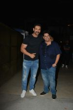 John Abraham at Milap Zaveri's Birthday party on 14th Nov 2018