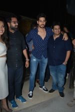 Sidharth Malhotra at Milap Zaveri's Birthday party on 14th Nov 2018