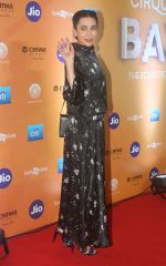 Karisma Kapoor at The Red Carpet Of The World Premiere Of Cirque Du Soleil Bazzar on 14th Nov 2018