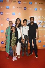 Mini Mathur, Kabir Khan at The Red Carpet Of The World Premiere Of Cirque Du Soleil Bazzar on 14th Nov 2018