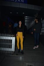 Poonam Dhillon with  Son Anmol & Daughter Paloma spotted at Hakkasan in bandra on 15th Nov 2018 (20)_5bee76a307773.JPG