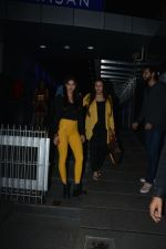 Poonam Dhillon with  Son Anmol & Daughter Paloma spotted at Hakkasan in bandra on 15th Nov 2018 (22)_5bee76a849ee0.JPG