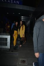Poonam Dhillon with  Son Anmol & Daughter Paloma spotted at Hakkasan in bandra on 15th Nov 2018 (26)_5bee76c36b54e.JPG