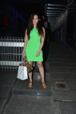 Sana khan spotted at Hakkasan in bandra on 15th Nov 2018 (12)_5bee7704f3bba.JPG