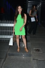 Sana khan spotted at Hakkasan in bandra on 15th Nov 2018 (13)_5bee770ae9a4a.JPG