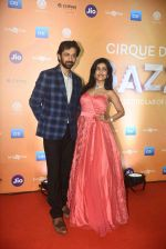 Shibani Kashyap at The Red Carpet Of The World Premiere Of Cirque Du Soleil Bazzar on 14th Nov 2018