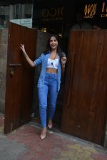 Nora fatehi spotted at indigo bandra on 17th Nov 2018