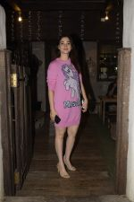 Tamanna bhatia spotted at Hakim Alim salon in bandra on 17th Nov 2018 (6)_5bf25f0ee6e08.JPG