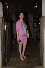 Tamanna bhatia spotted at Hakim Alim salon in bandra on 17th Nov 2018 (7)_5bf25f109cfe4.JPG