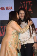 Poonam Dhillon, Vijayta Pandit at Avitesh Srivastava_s song _Main Hua Tera_ in Marriot Courtyard, andheri on 19th Nov 2018 (159)_5bf3b82dd13c6.JPG