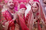 Deepika Padukone, Ranveer Singh at Anand Karaj Ceremony on 20th Nov 2018
