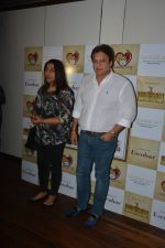 Anu Ranjan, Sashi Ranjan at the launch of Hand Painted Animal Calendar By Filmmaker Omung Kumar on 21st Nov 2018 (109)_5bf65e06c9542.JPG