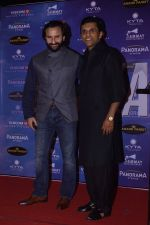 Saif Ali Khan, Anand Pandit at Anand pandit Hosted Success Party of Hindi Film Baazaar on 21st Nov 2018